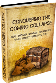 Conquering The Coming Collapse Real, Proven Survival Strategies When Money Turns Into Dust